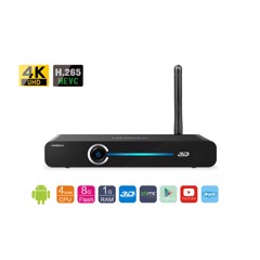 Android TV Box HIMEDIA Q3 IV