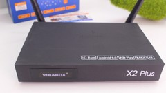 Android TV Box Vinabox x2 plus Android 6.0