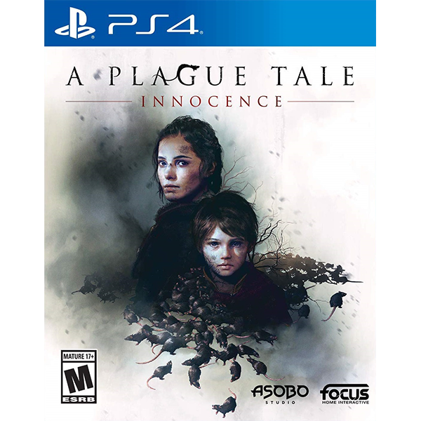 A Plague Tale Innocence cho máy PS4