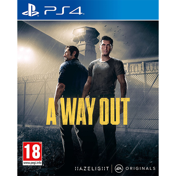 A Way Out cho máy PS4