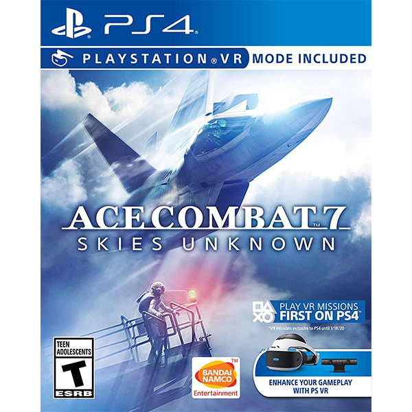Ace Combat 7 Skies Unknown cho máy PS4