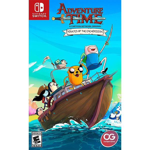 Adventure Time Pirates Of The Enchiridion cho máy Nintendo Switch