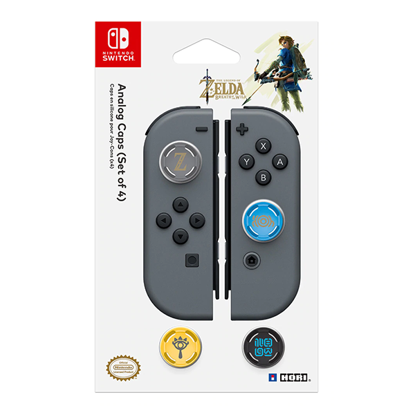 Legend Of Zelda Analog Caps cho Nintendo Switch