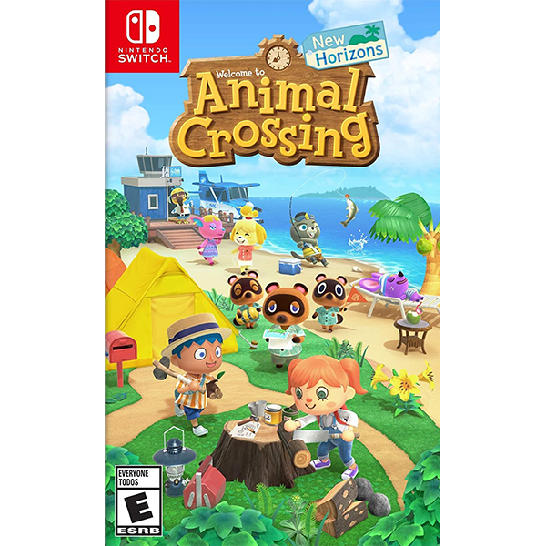 Animal Crossing New Horizons cho máy Nintendo Switch