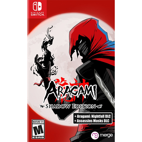 Aragami Shadow Edition cho máy Nintendo Switch