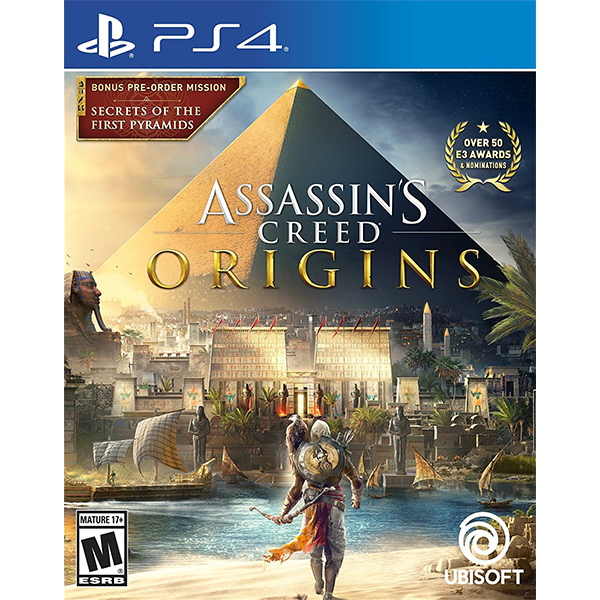 Assassin's Creed Origins cho máy PS4