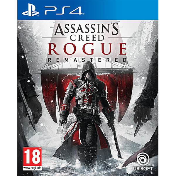 Assassin's Creed Rogue Remastered cho máy PS4