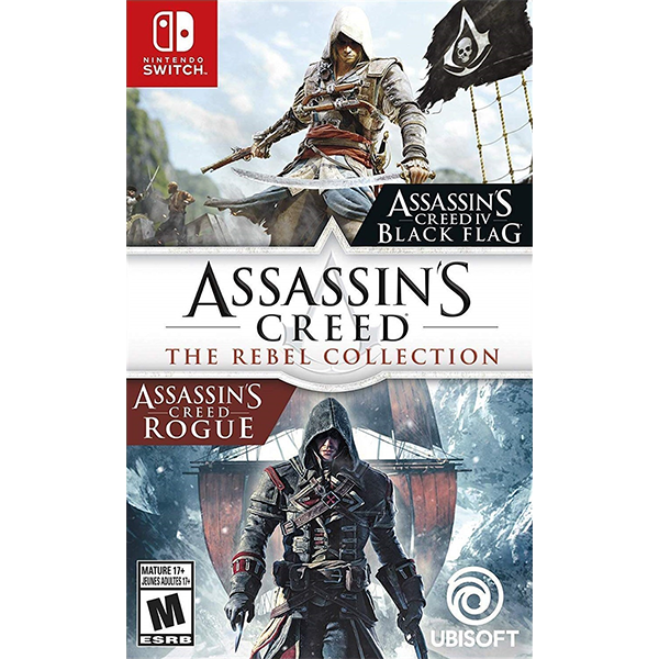 Assassin's Creed The Rebel Collection cho máy Nintendo Switch