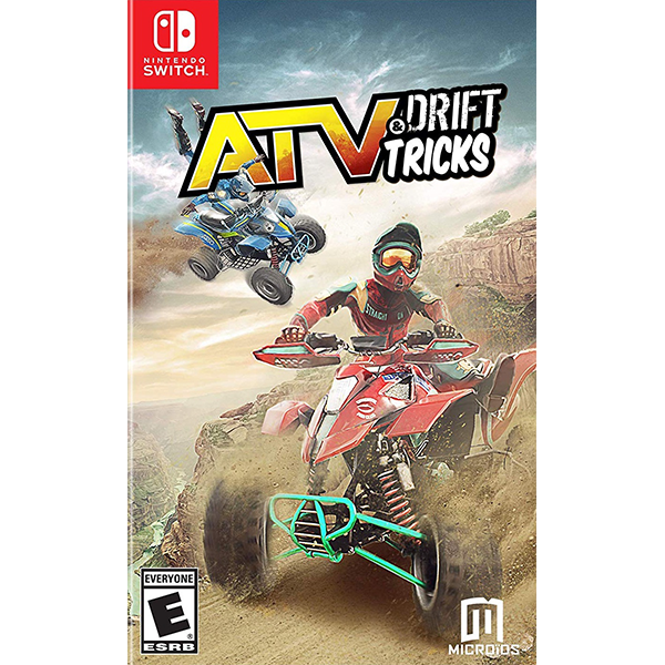 ATV Drift & Tricks cho máy Nintendo Switch
