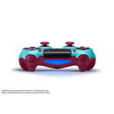 PS4 Controller Berry Blue