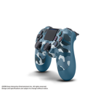 Tay Cầm PlayStation 4 Blue Camouflage