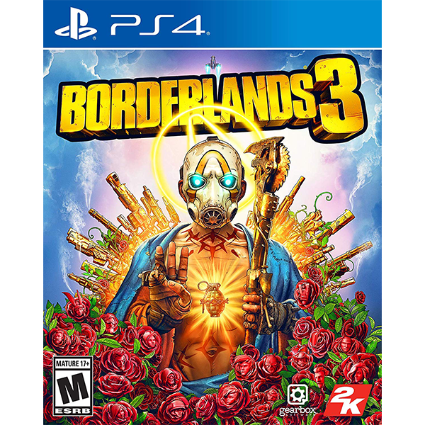 Borderlands 3 cho máy PS4