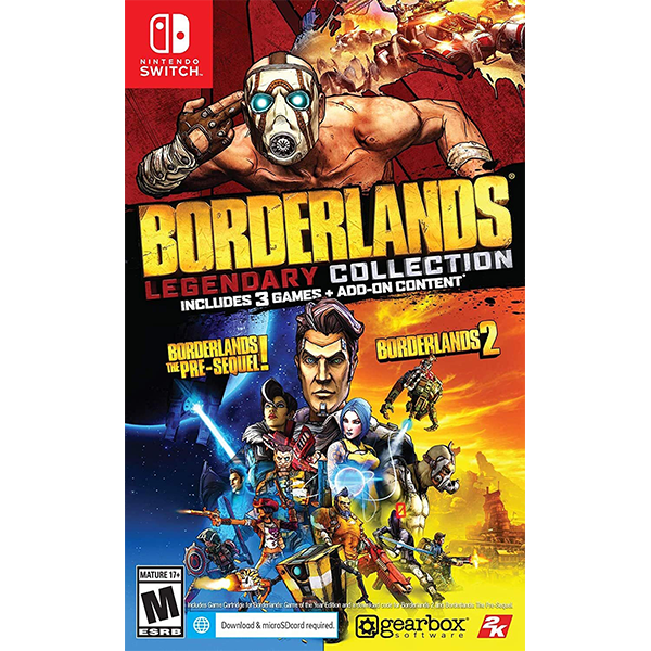 Borderlands Legendary Collection cho máy Nintendo Switch