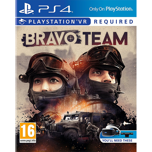 Bravo Team cho máy PlayStation VR