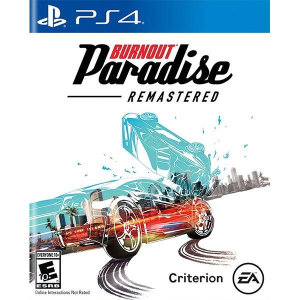 Burnout Paradise Remastered cho máy PS4