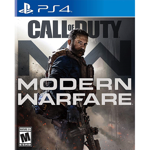 Call Of Duty Modern Warfare cho máy PS4
