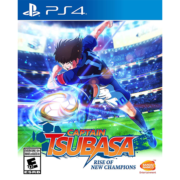 Captain Tsubasa Rise Of New Champions cho máy PS4