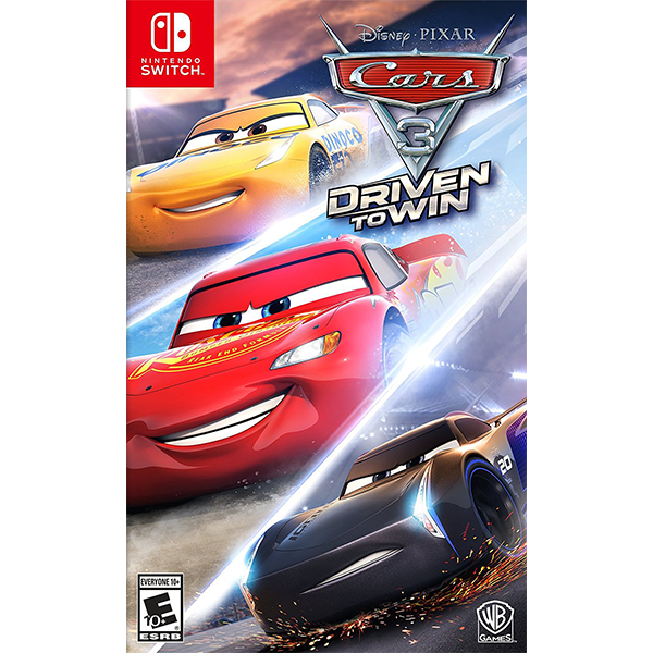 Cars 3 Driven To Win cho máy Nintendo Switch