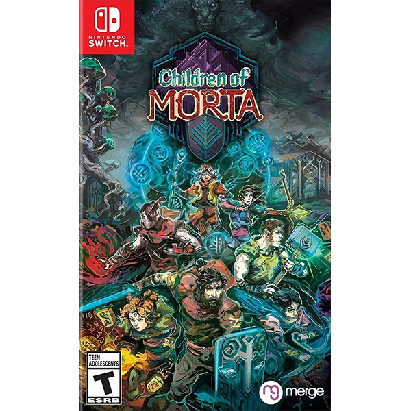 Children Of Morta cho máy Nintendo Switch