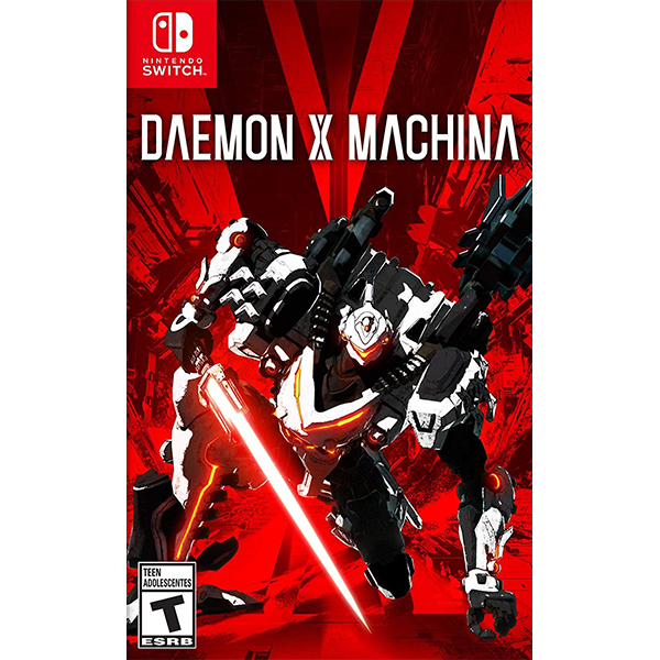 Daemon X Machina cho máy Nintendo Switch