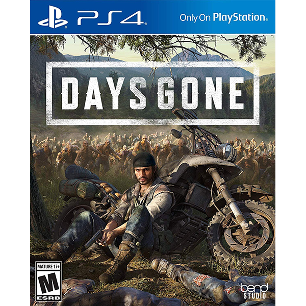 Days Gone cho máy PS4