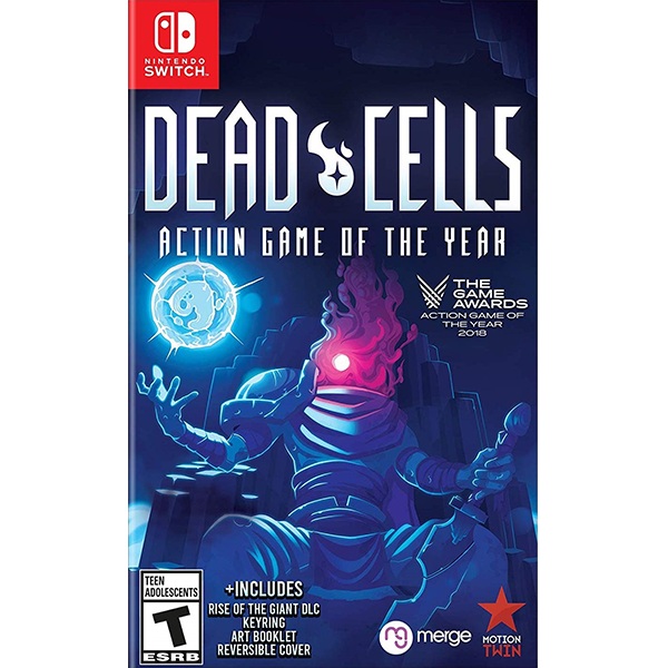 Dead Cells - Action Game Of The Year cho máy Nintendo Switch