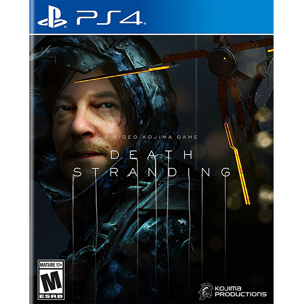 Death Stranding Special Edition cho máy PS4