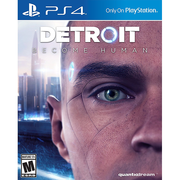 Detroit Become Human cho máy PS4