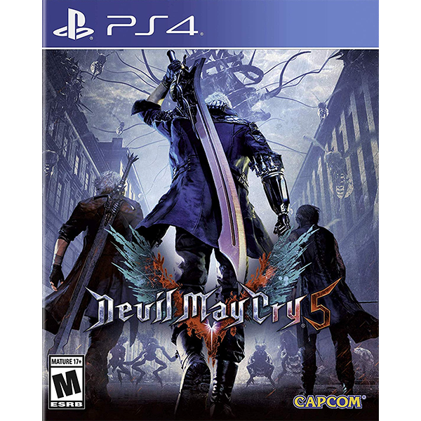 Devil May Cry 5 cho máy PS4