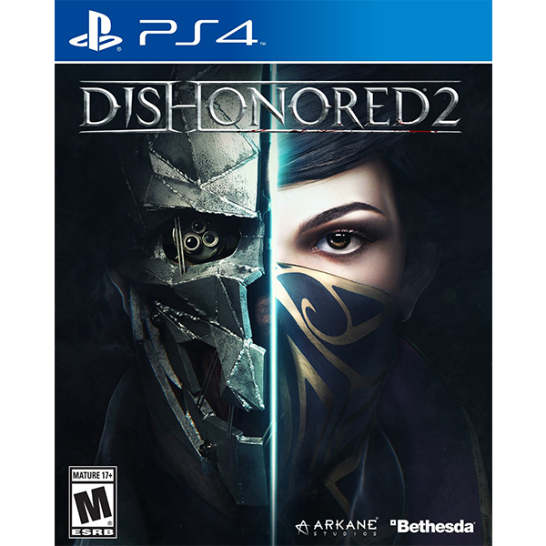Dishonored 2 cho máy PS4