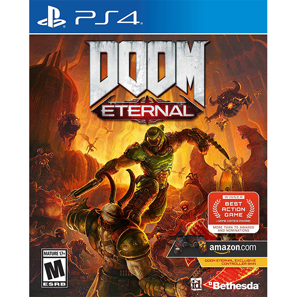 Doom Eternal cho máy PS4