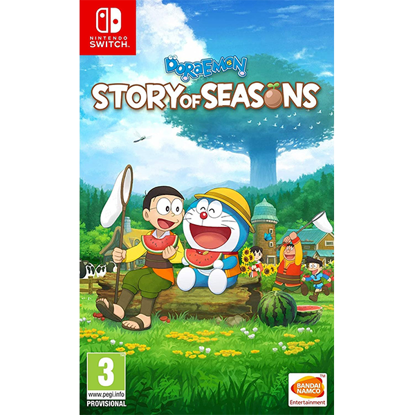 Doraemon Story Of Seasons cho máy Nintendo Switch