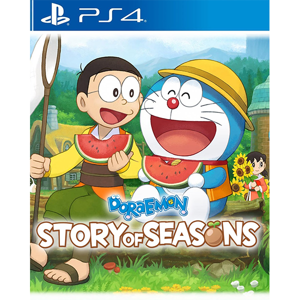 Doraemon Story Of Seasons cho máy PS4