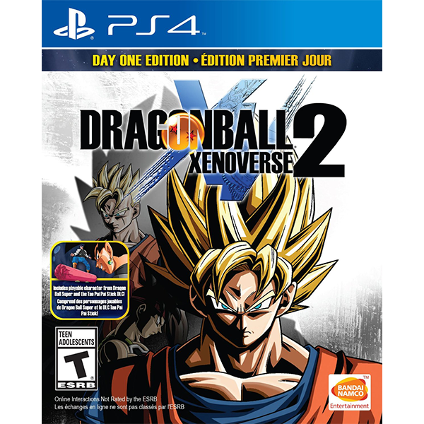 Dragon Ball Xenoverse 2 cho máy PS4