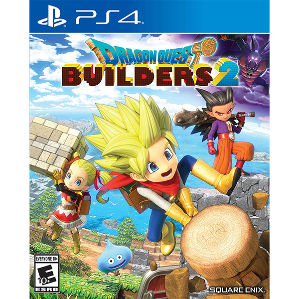 Dragon Quest Builders 2 cho máy PS4