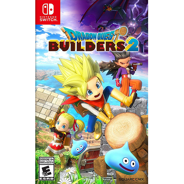 Dragon Quest Builders 2 cho máy Nintendo Switch