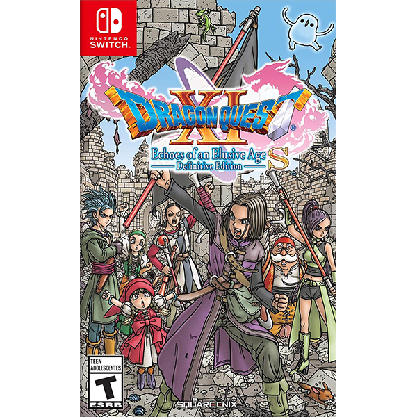Dragon Quest XI S Echoes Of An Elusive Age cho máy Nintendo Switch