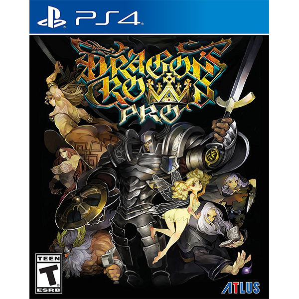 Dragon's Crown Pro cho máy PS4