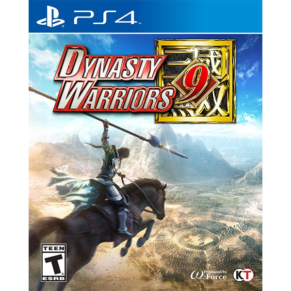 Dynasty Warriors 9 cho máy PS4