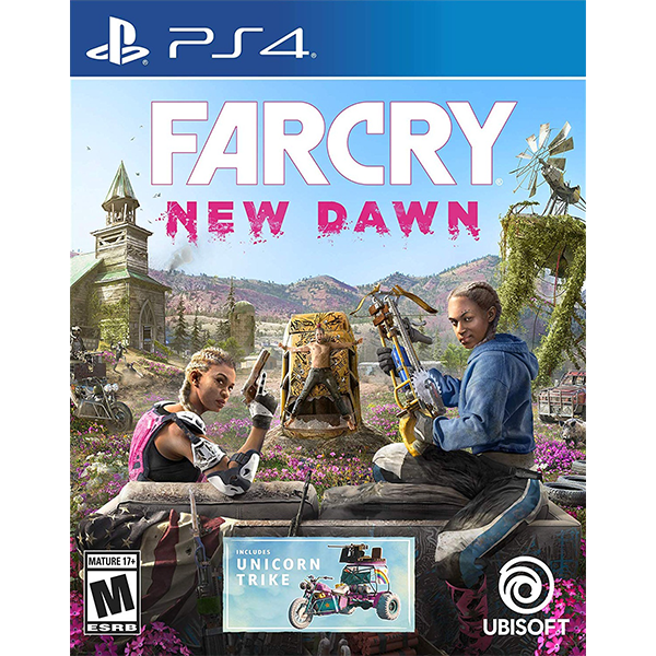 Far Cry New Dawn cho máy PS4