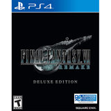Final Fantasy VII Remake Deluxe Edition cho máy PS4