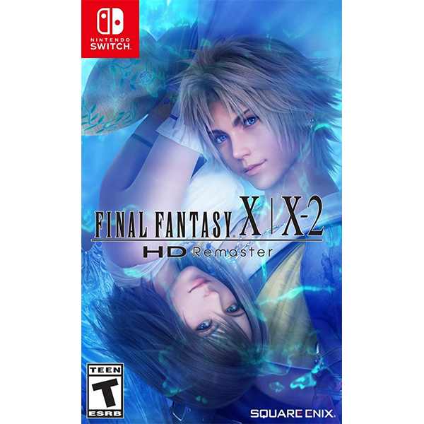 Final Fantasy X/X-2 HD Remaster cho máy Nintendo Switch