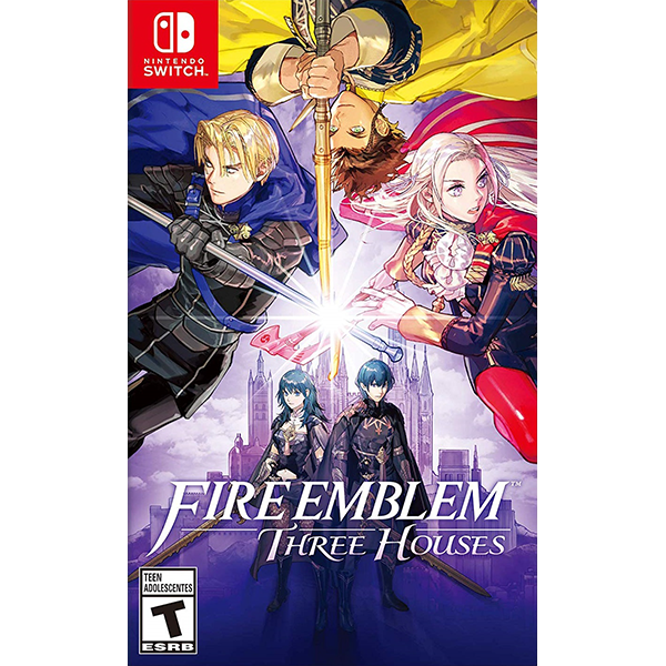 Fire Emblem Three Houses cho máy Nintendo Switch