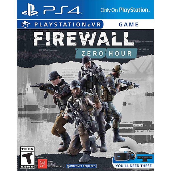 PS VR Firewall Zero Hour