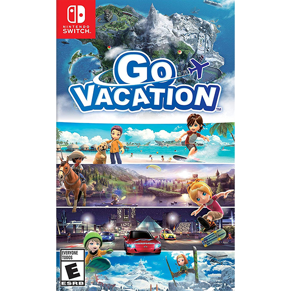 Go Vacation cho máy Nintendo Switch