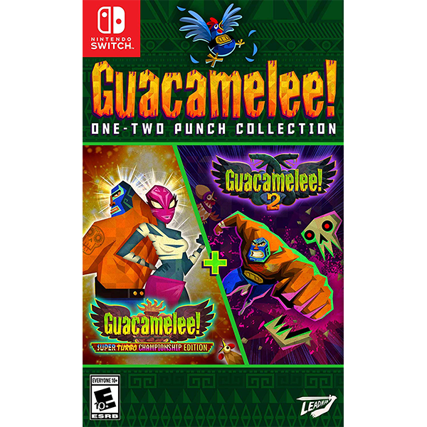 Guacamelee! One-Two Punch Collection cho máy Nintendo Switch
