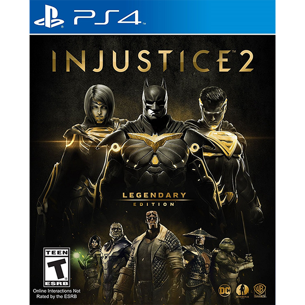 Injustice 2 Legendary Edition cho máy PS4