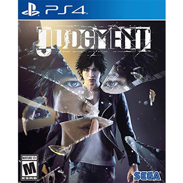 Judgment cho máy PS4