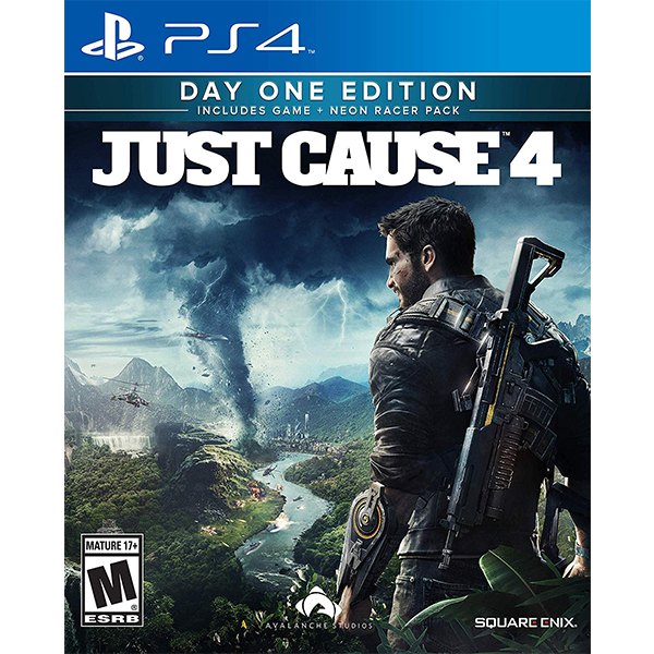 Just Cause 4 cho máy PS4