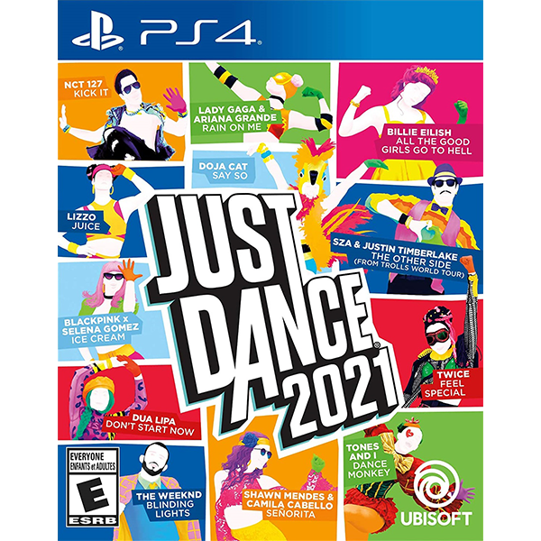 Just Dance 2021 cho máy PS4